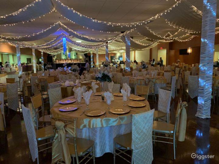 Newly Renovated Salt Lake City Venue with Large Capacity Photo 3