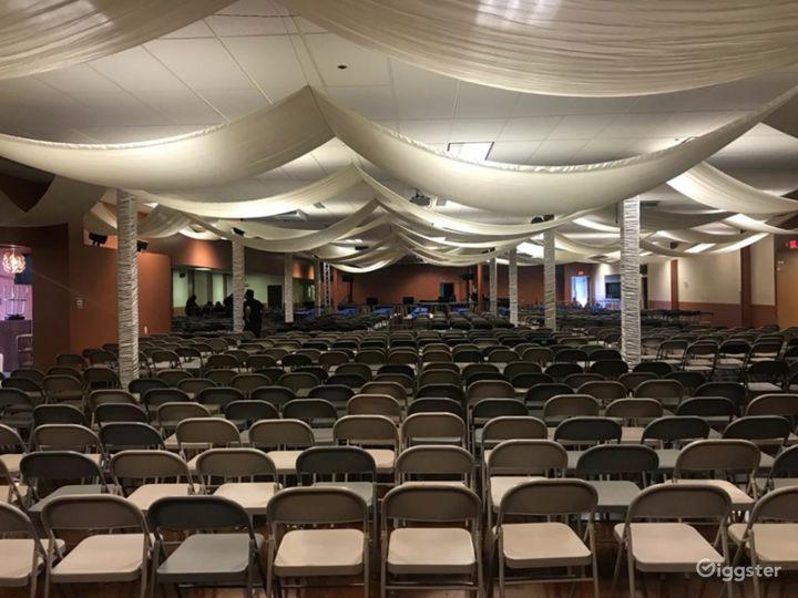 Newly Renovated Salt Lake City Venue with Large Capacity Photo 5