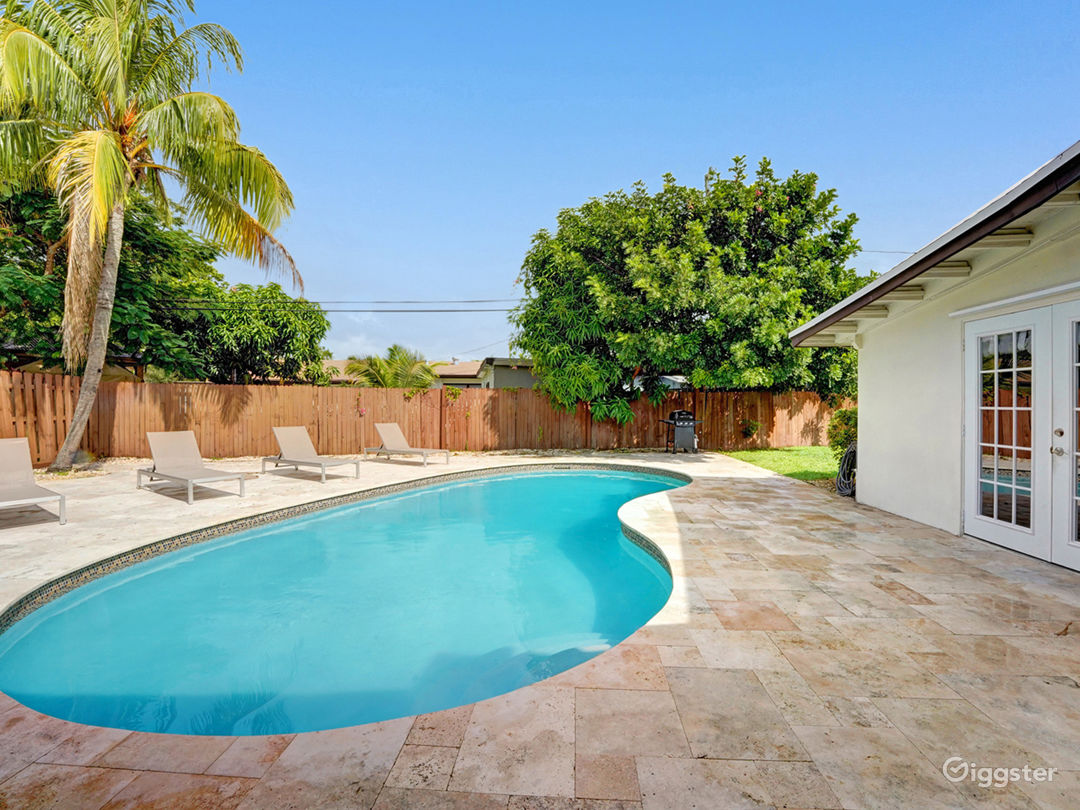 🌅Suburban Ft. Lauderdale Ranch Style Home w/ Pool Photo 1