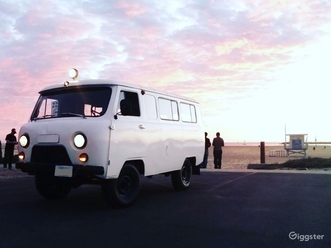 Soviet Army Ambulance - One of a kind!!! Photo 4