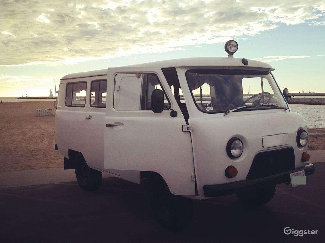 Soviet Army Ambulance - One of a kind!!! Photo 5