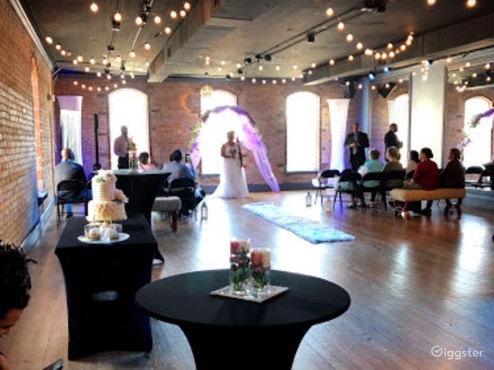 Spacious, Beautiful Upper-Level Multi-Purpose Events Space in Matthews Photo 5