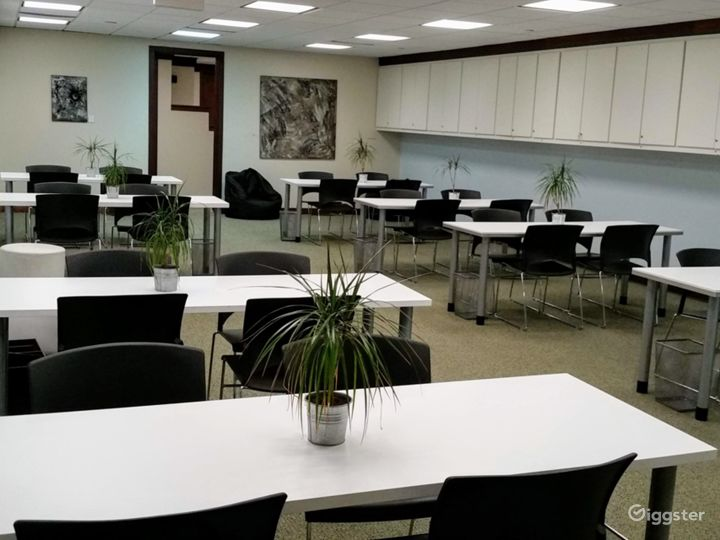 Workshop and Meeting Room in Downtown Miami