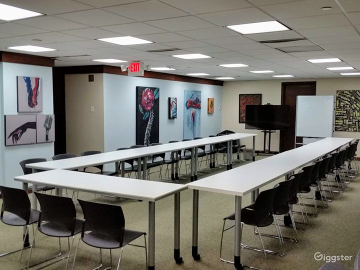 Workshop and Meeting Room in Downtown Miami Photo 2