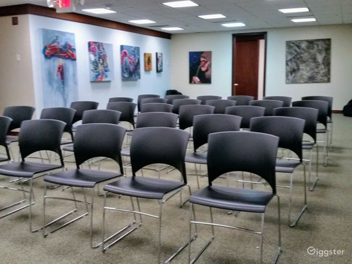 Workshop and Meeting Room in Downtown Miami Photo 3