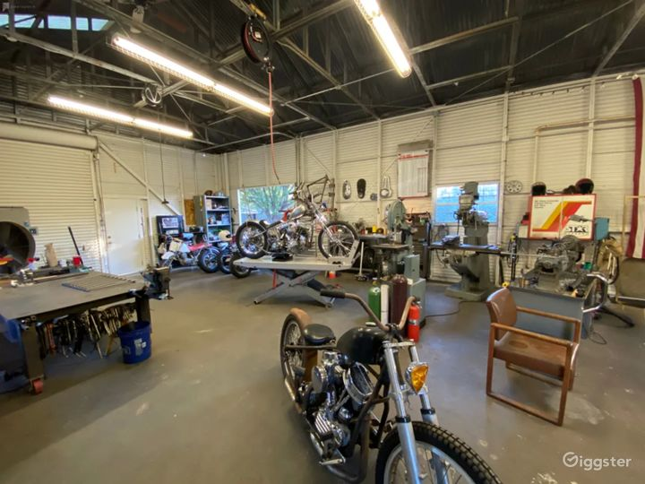 Beachside Motorcycle Clubhouse in Ventura