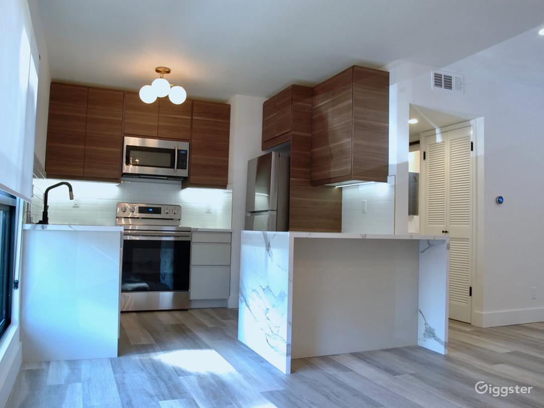 6447 Contemporary Apartment  Photo 1