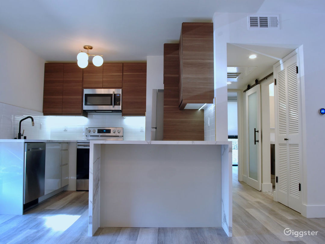 6447 Contemporary Apartment  Photo 4