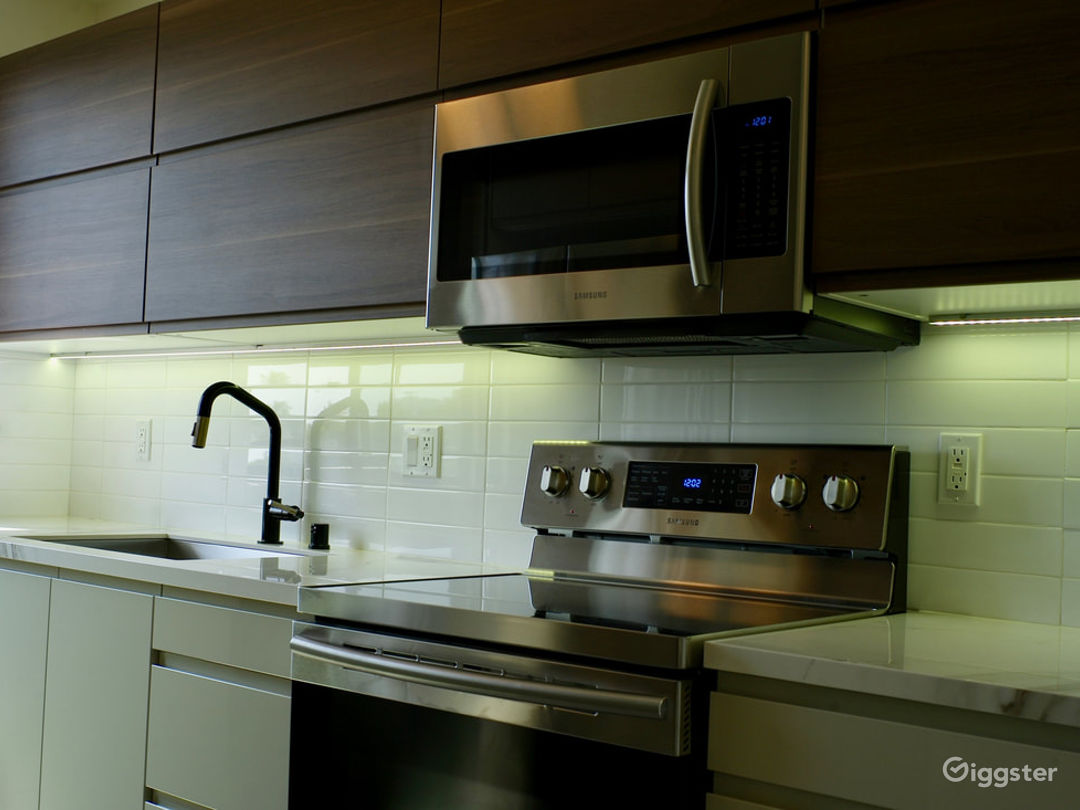 6447 Contemporary Apartment  Photo 5