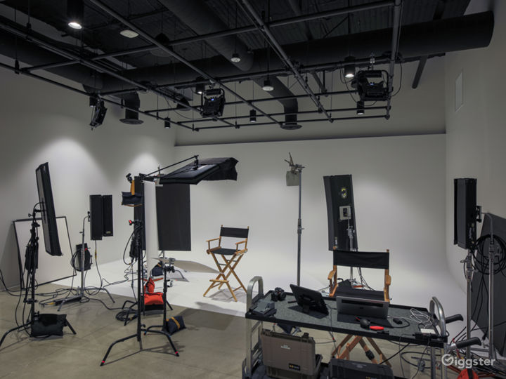 Full lighting/grip/camera packages available