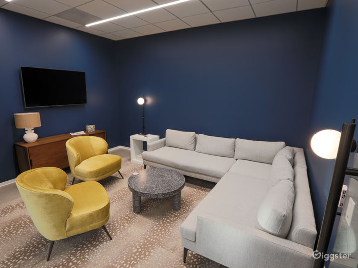 Multiple breakout rooms for meetings