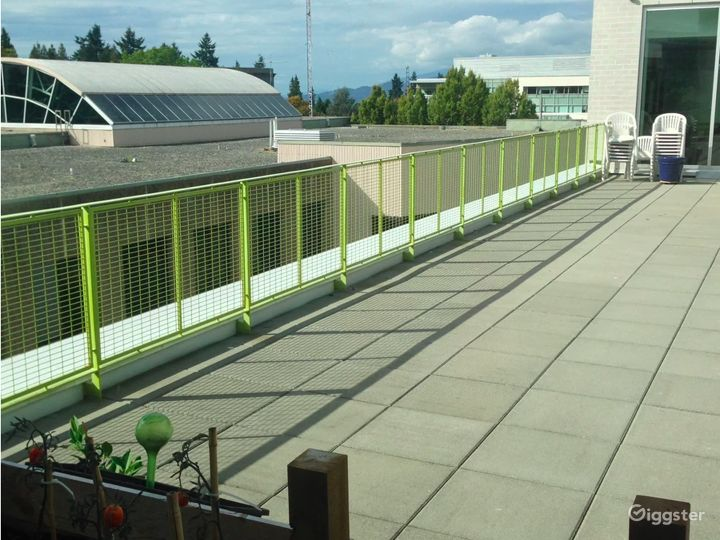 Amazing Rooftop Terrace in Vancouver Photo 5