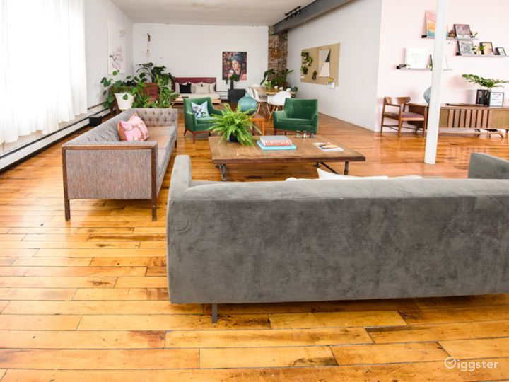Lifestyle studio/loft: Location 5214 Photo 5