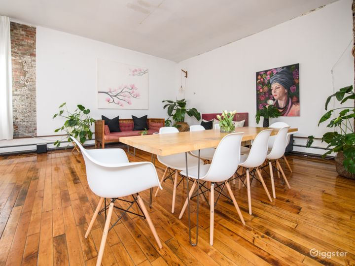 Lifestyle studio/loft: Location 5214 Photo 4