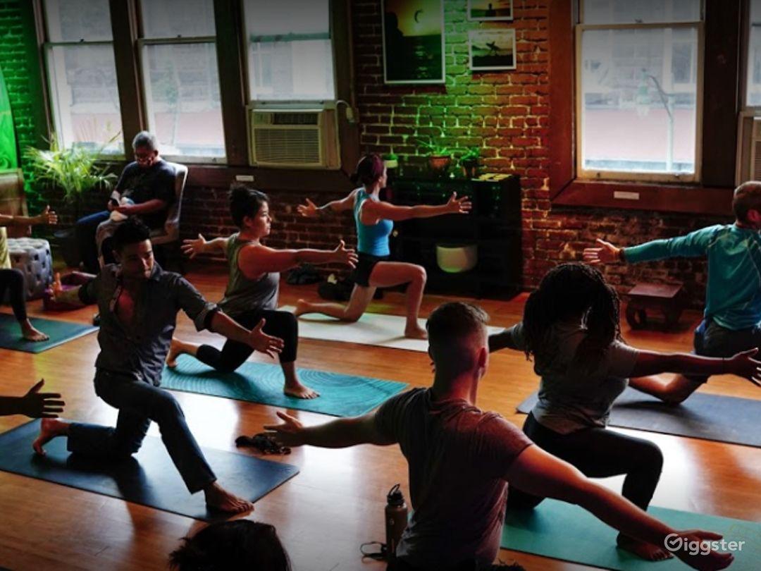 Yoga Studio in Honolulu Photo 1