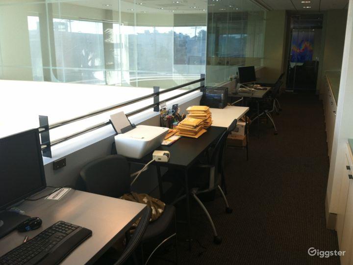 Private Desks in Santa Monica Photo 3