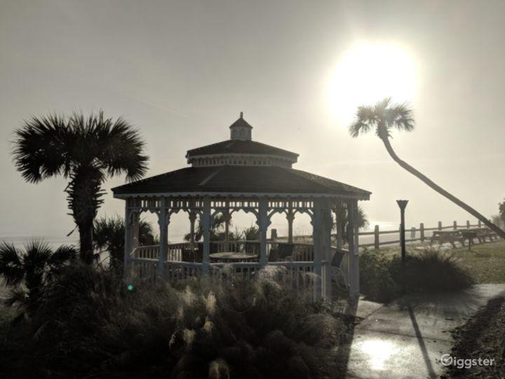 Oceanfront Gazebos in Ormond Beach Photo 2