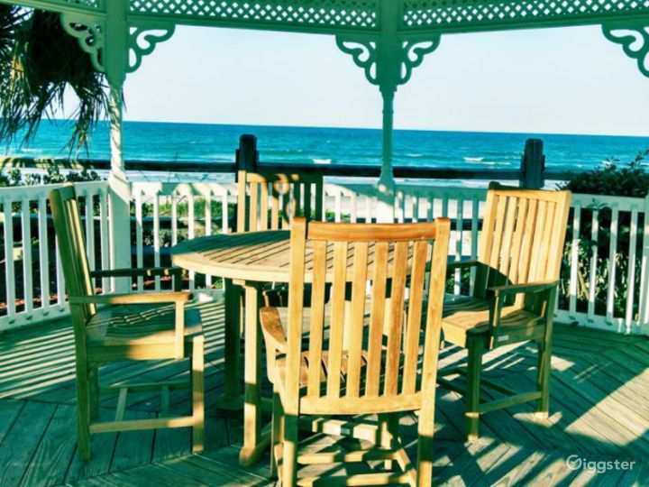 Oceanfront Gazebos in Ormond Beach Photo 5
