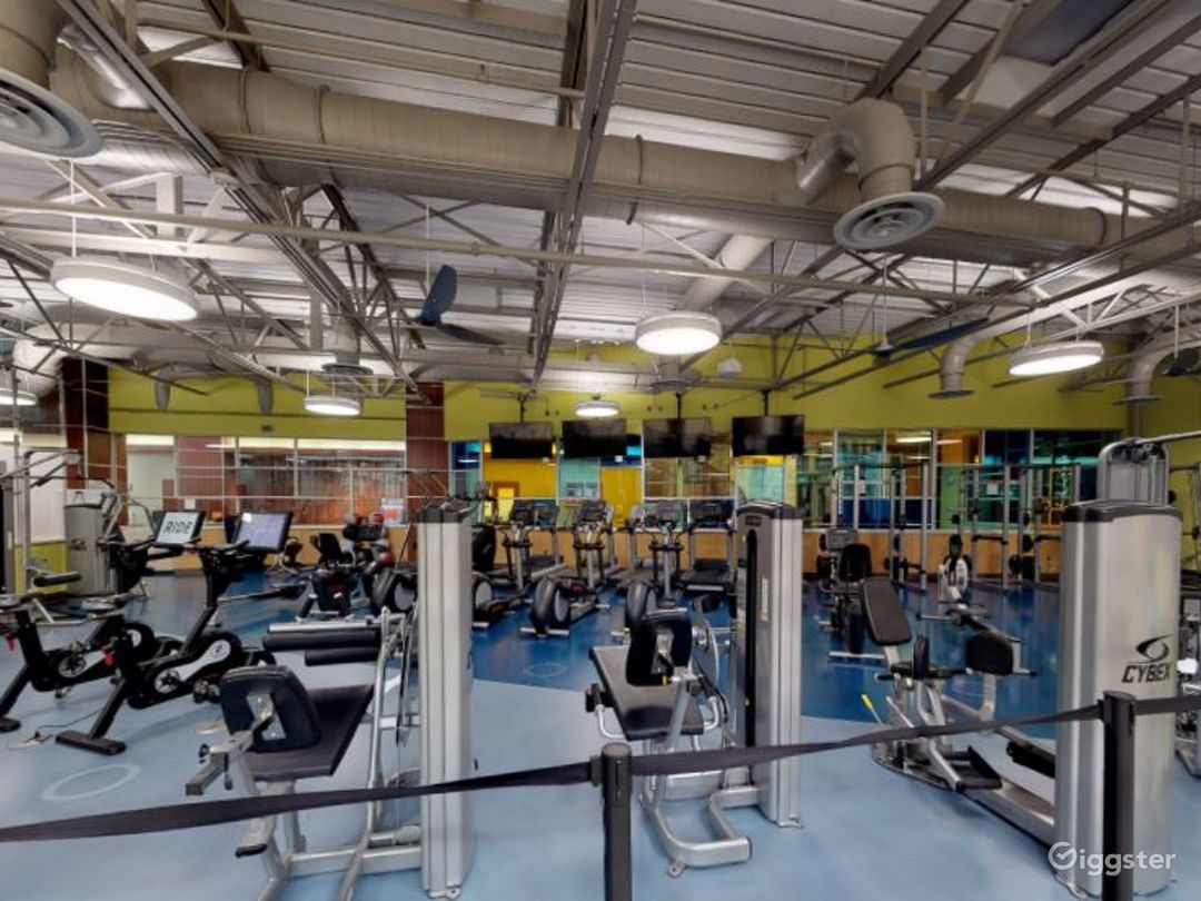Fitness and Health Club Photo 1