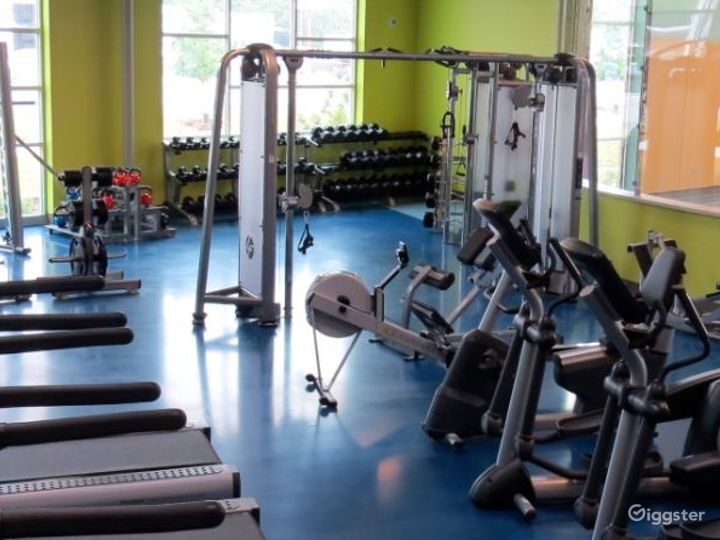 Fitness and Health Club Photo 2