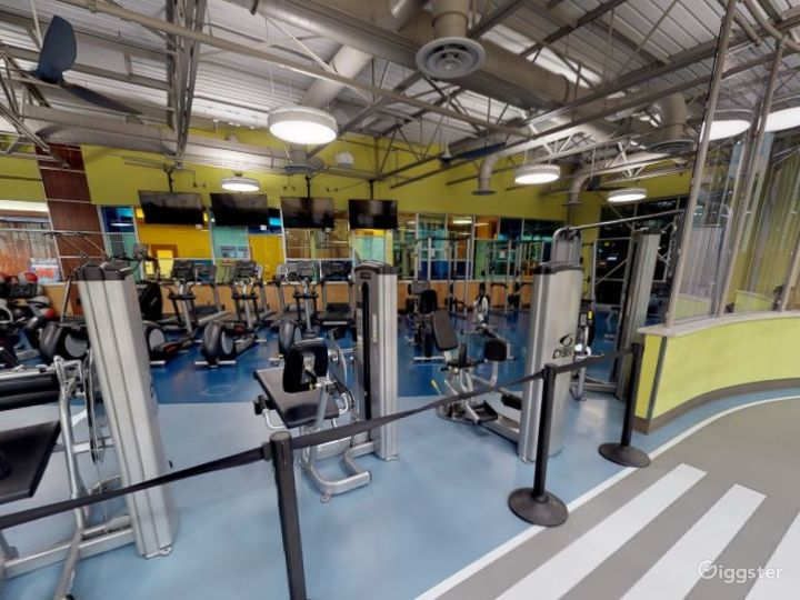 Fitness and Health Club Photo 5
