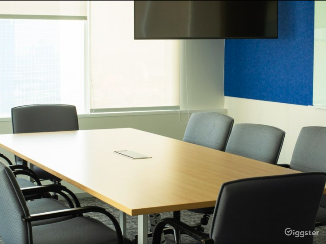 Contemporary Styled Conference Room in Albuquerque Photo 1