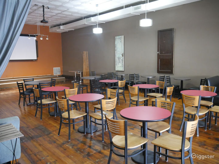 Soho is ideal for seminars and meeting