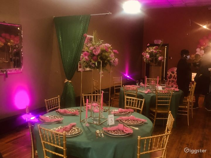 A Luxurious, Chic and Urban Designed for Events Photo 5