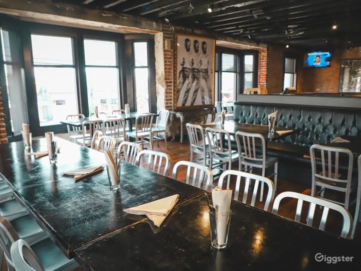 Swanky Cocktail Bar - Second Floor Photo 5