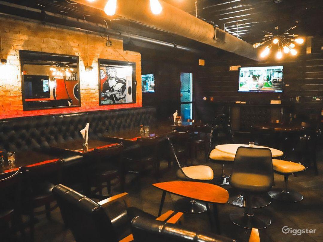Swanky Cocktail Bar - Second Floor Photo 1