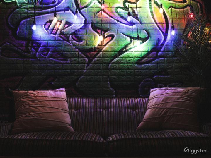 Funky Cool Aesthetic Audio Studio Photo 2