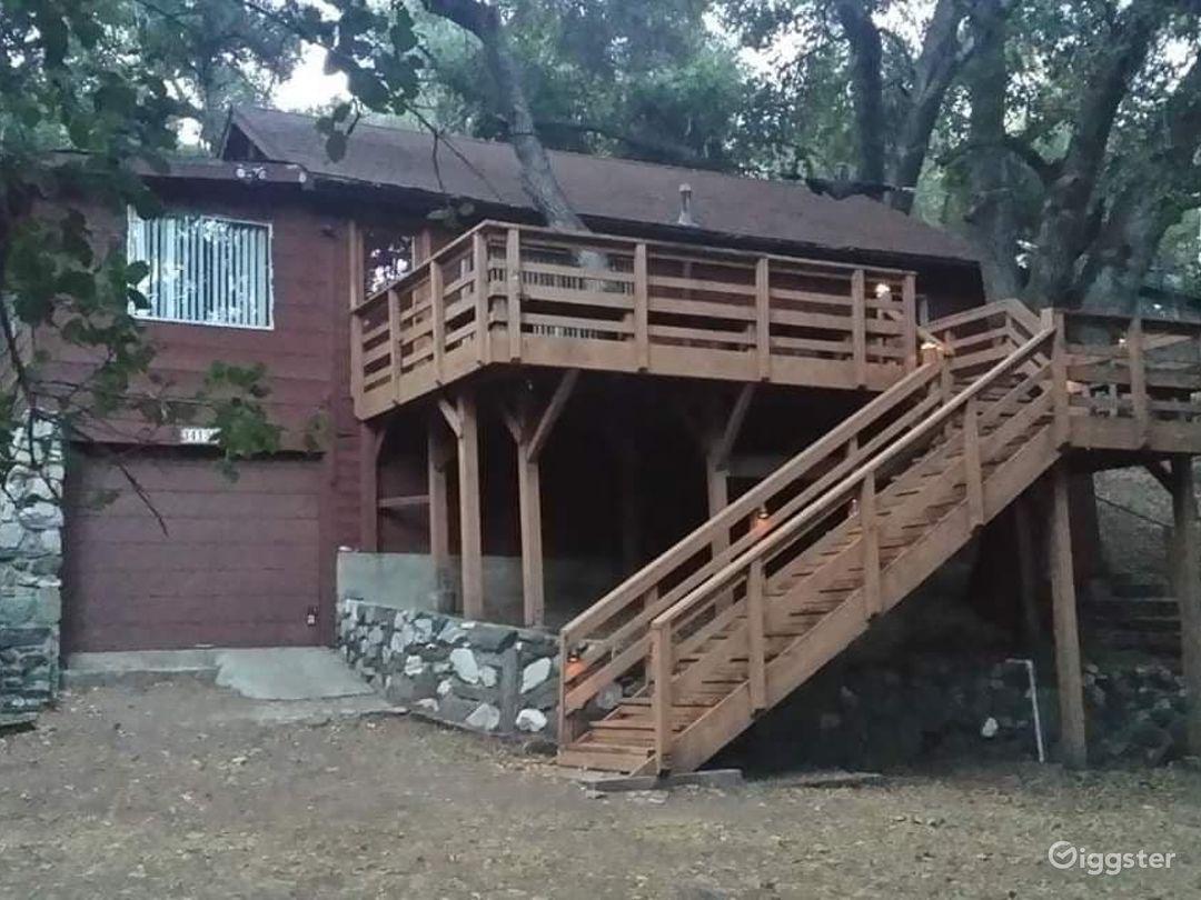 5675 Rustic Cabin in Santa Clarita Valley  Photo 1