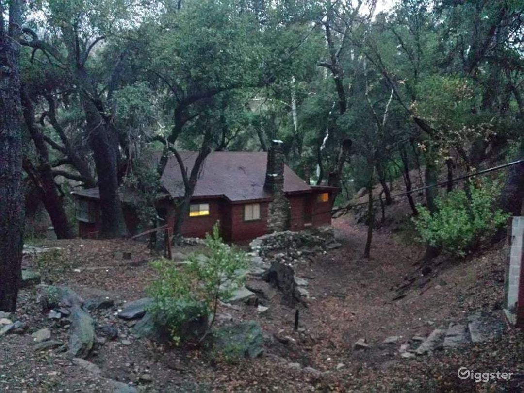 5675 Rustic Cabin in Santa Clarita Valley  Photo 5