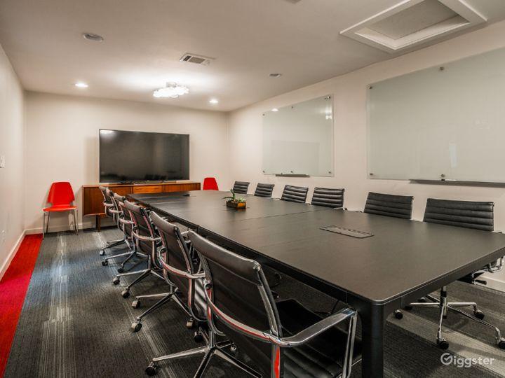 Kapany Capacious, Bright Extra Large Size Conference Room  Photo 5