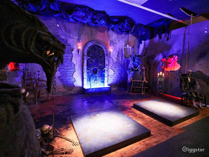 Horror Scary Demonic Halloween Set Photo 2