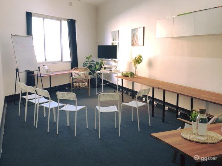 MEETING ROOM & STUDIO HIRE – MELBOURNE CBD Photo 4