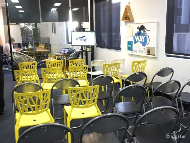 MEETING ROOM & STUDIO HIRE – MELBOURNE CBD Photo 5