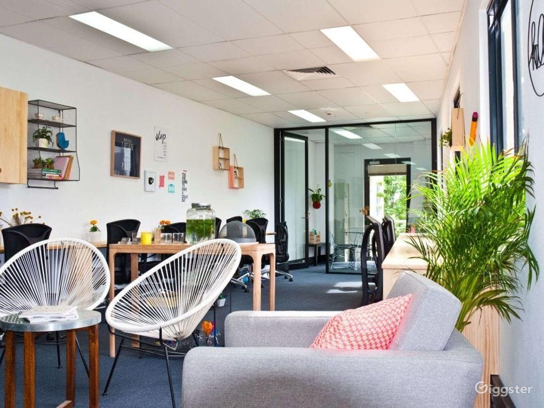 MEETING ROOM & STUDIO HIRE – MELBOURNE CBD Photo 1