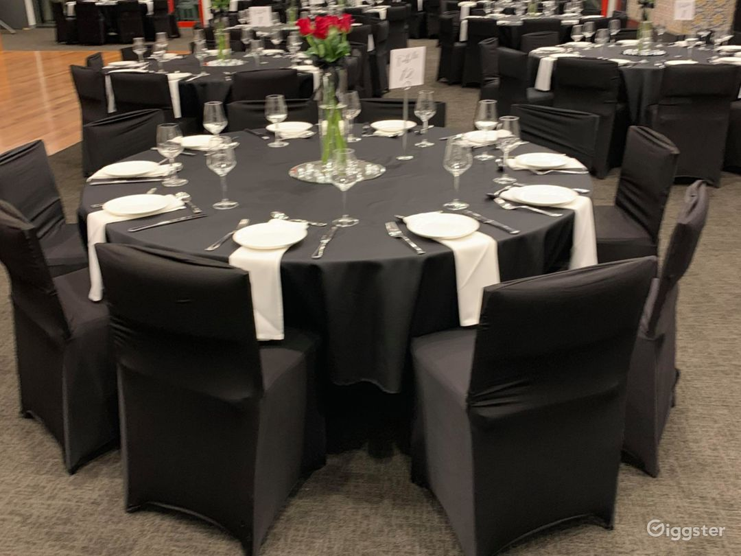 Function Rooms with stage and Bar (BUYOUT) Photo 1