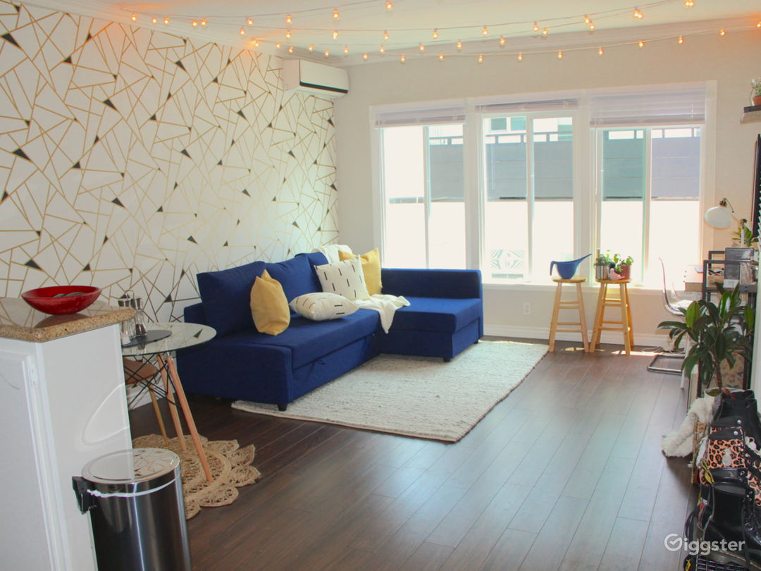 Cover Photo of Stylish and Cute 1 Bedroom Apt