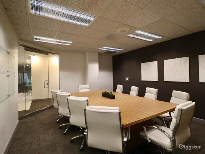 Airy Conference Room in Riverside on 4th Floor Photo 5