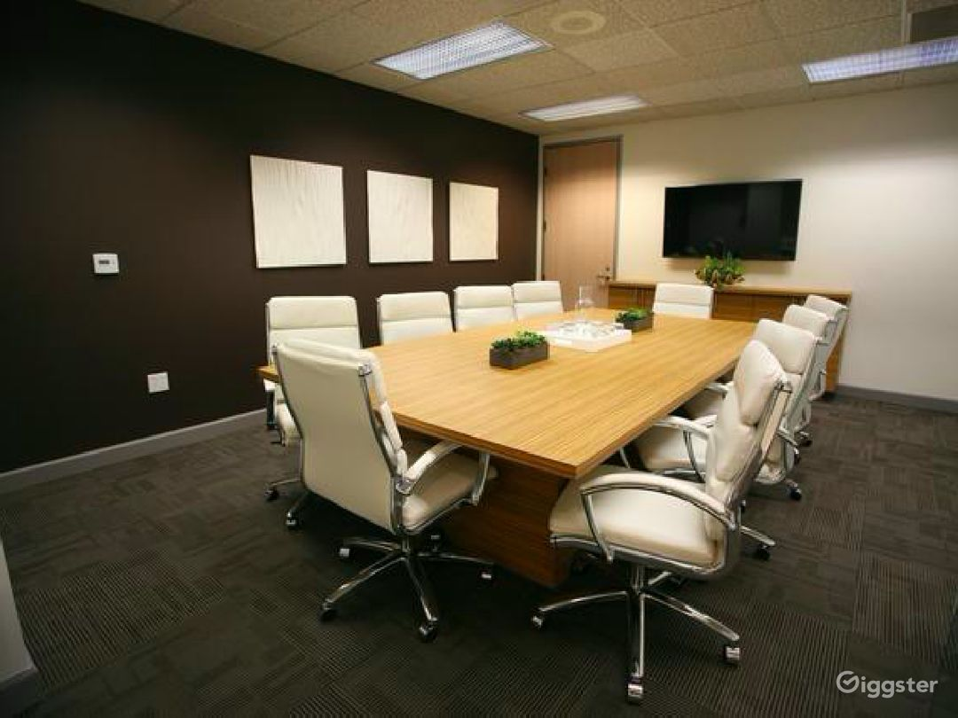 Airy Conference Room in Riverside on 4th Floor Photo 1