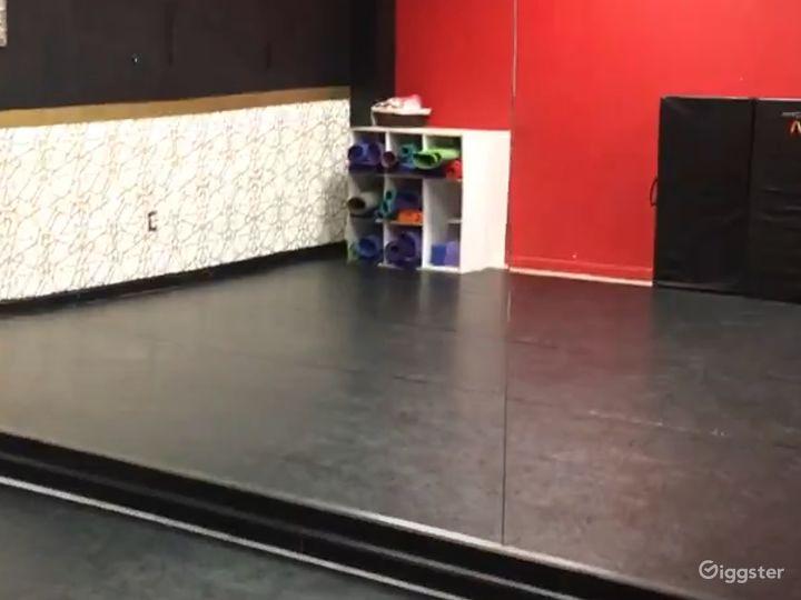 400 sq. ft. Dance Studio in Charleston Photo 4