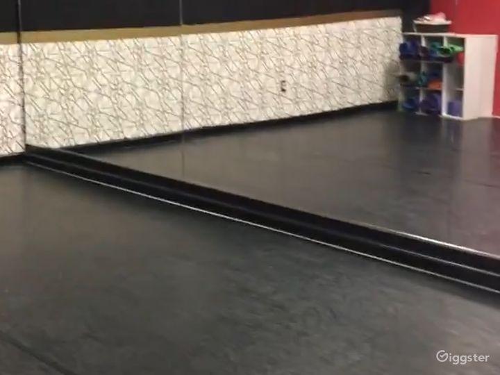 400 sq. ft. Dance Studio in Charleston Photo 2