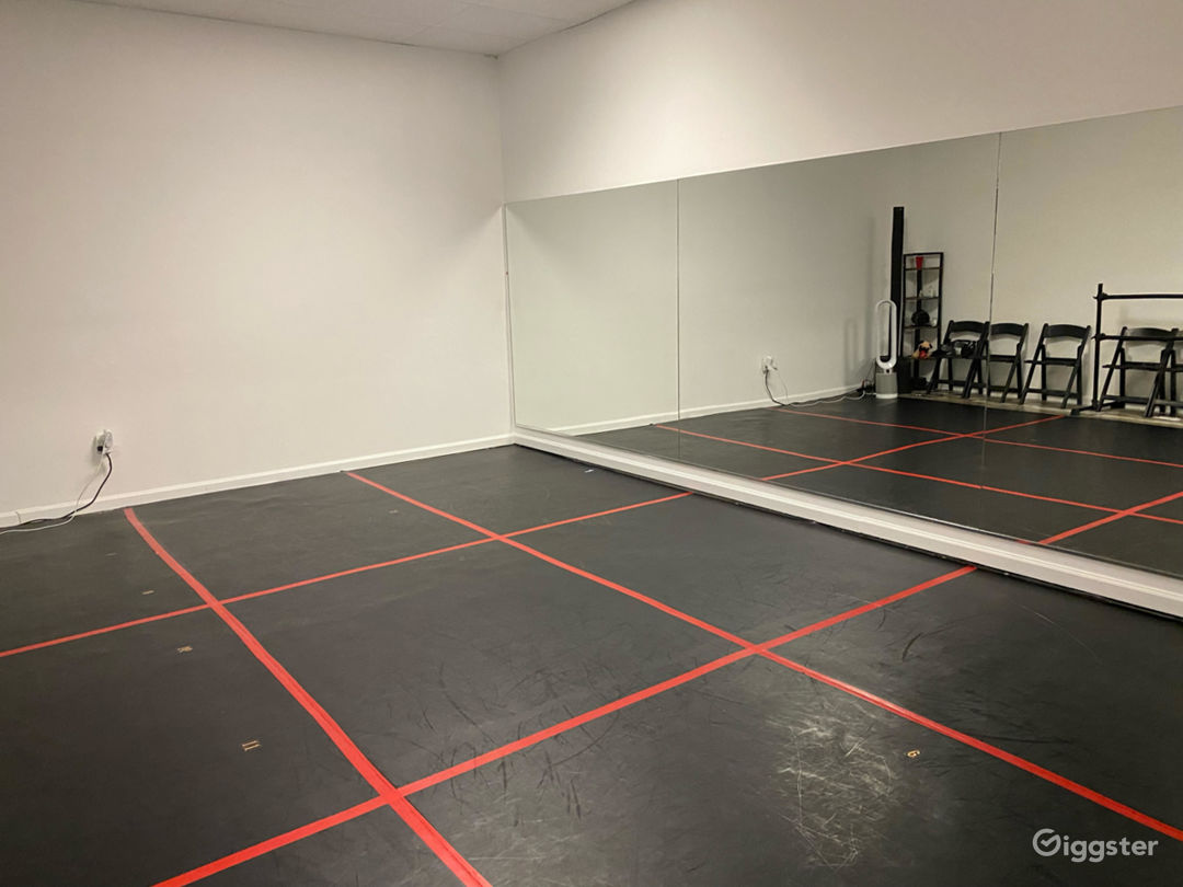 400 sq. ft. Dance Studio in Charleston Photo 1