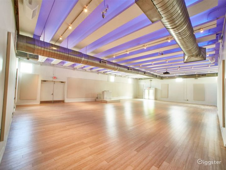 Contemporary Interior Space