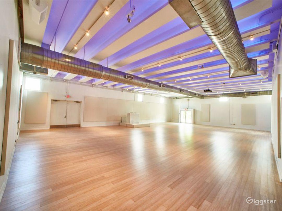Contemporary Interior Space Photo 1