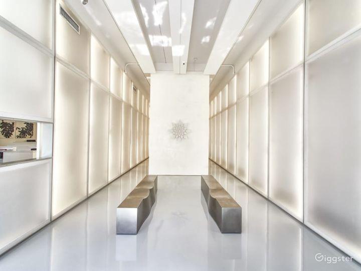 Contemporary Interior Space Photo 3