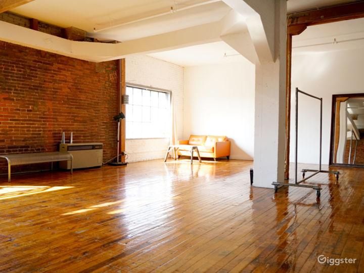 Gorgeous New York Style Loft DTLA