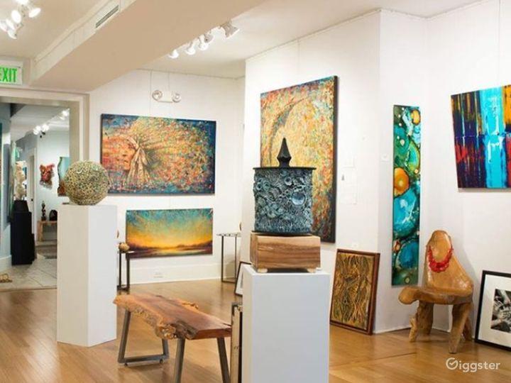 Contemporary Art Gallery in Charleston